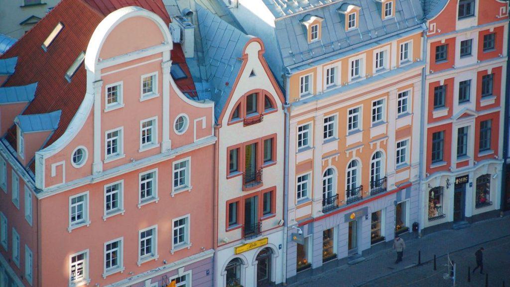 När du besöker Riga är det också mysigt att bara strosa runt