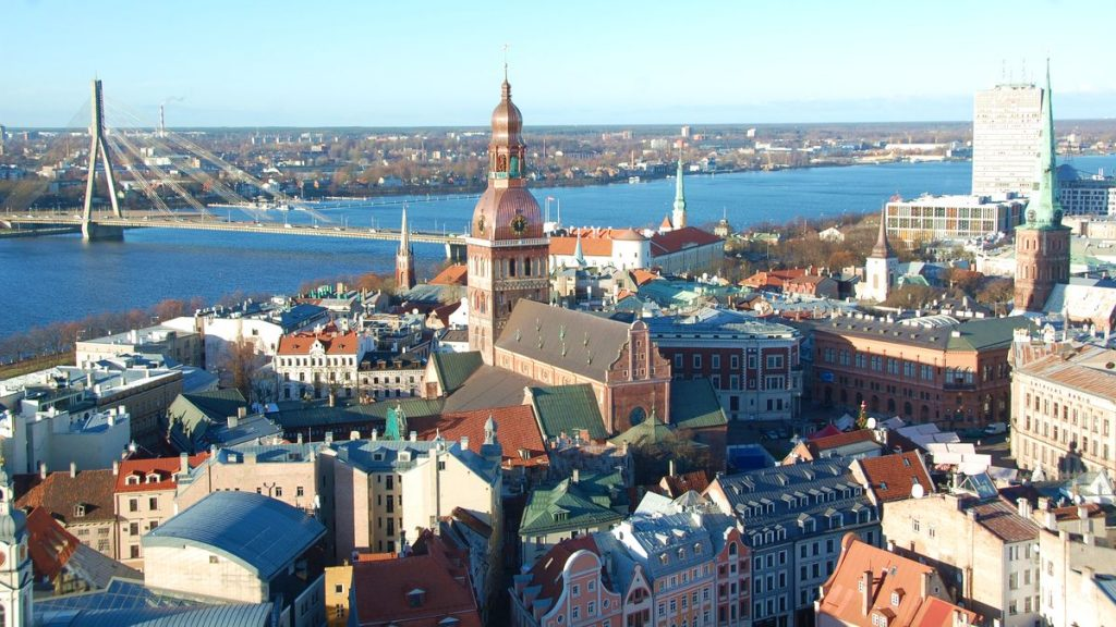 Riga utsikt