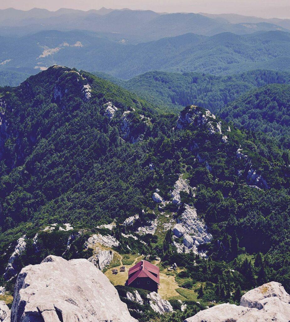 Nationalpark i Kroatien - Risnjak