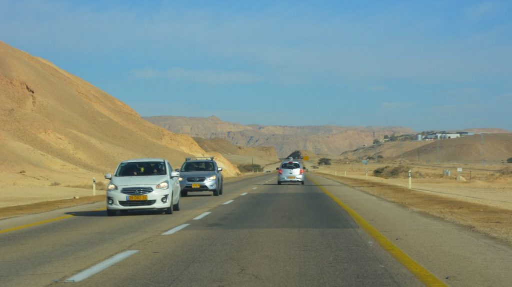 Roadtrip israel