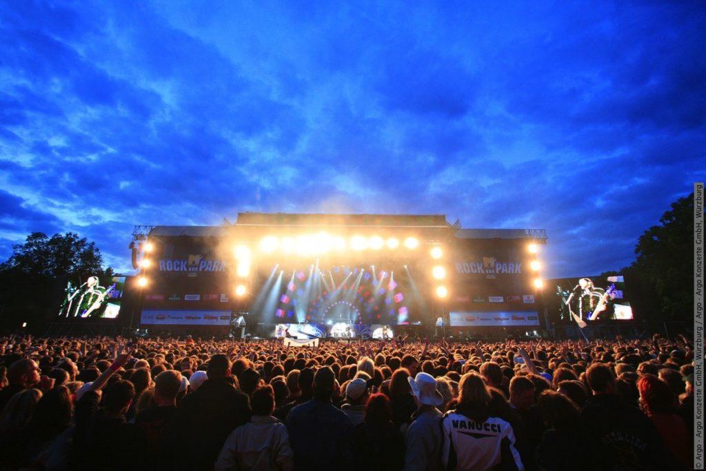 Festivaler i Tyskland - Rock im Park