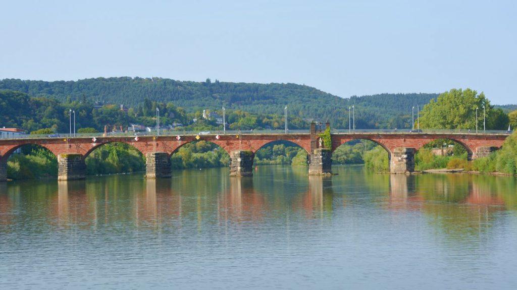 Romerska bron Mosel