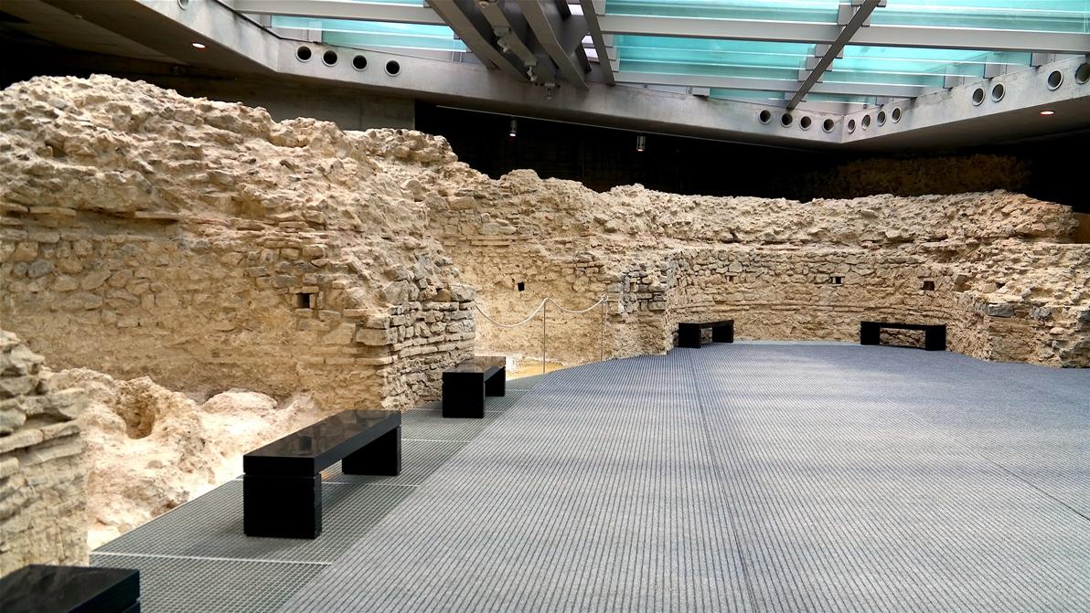 Romerska lämningar Pecs