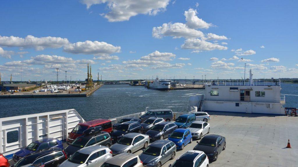 Rostock hamn