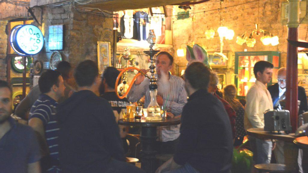 Ruinbar Budapest