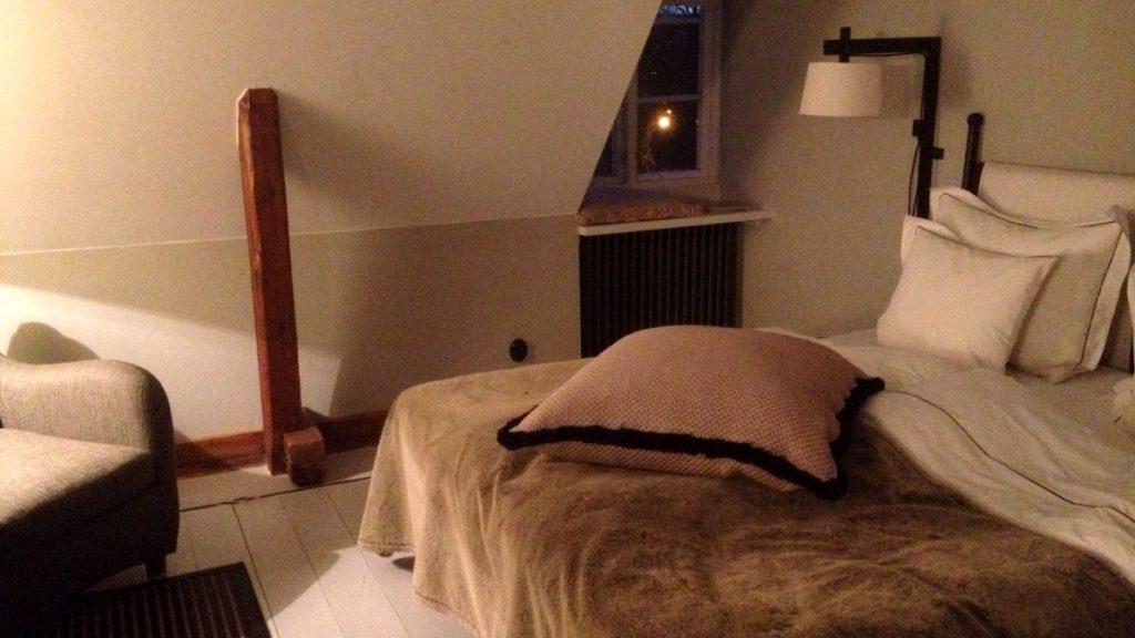 Rummet Patina på Ulfsunda Slott