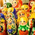 Ryska inför resan
