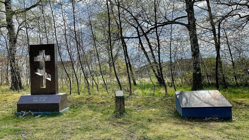 Göra på Visingsö - Rysskyrkogården