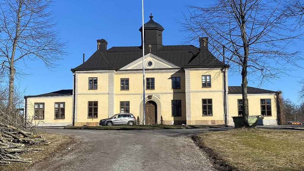 Säby gård på Norra Järvafältet