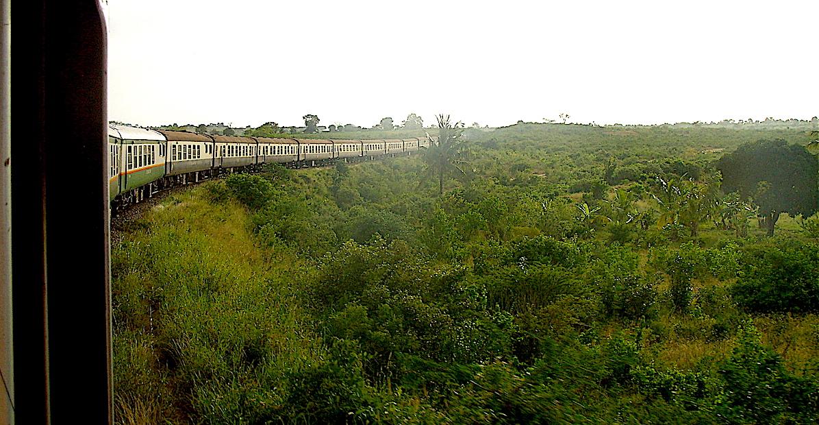 Tågresa, Mombasa
