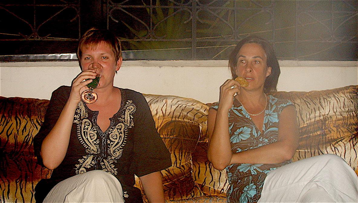 Linda och Helena