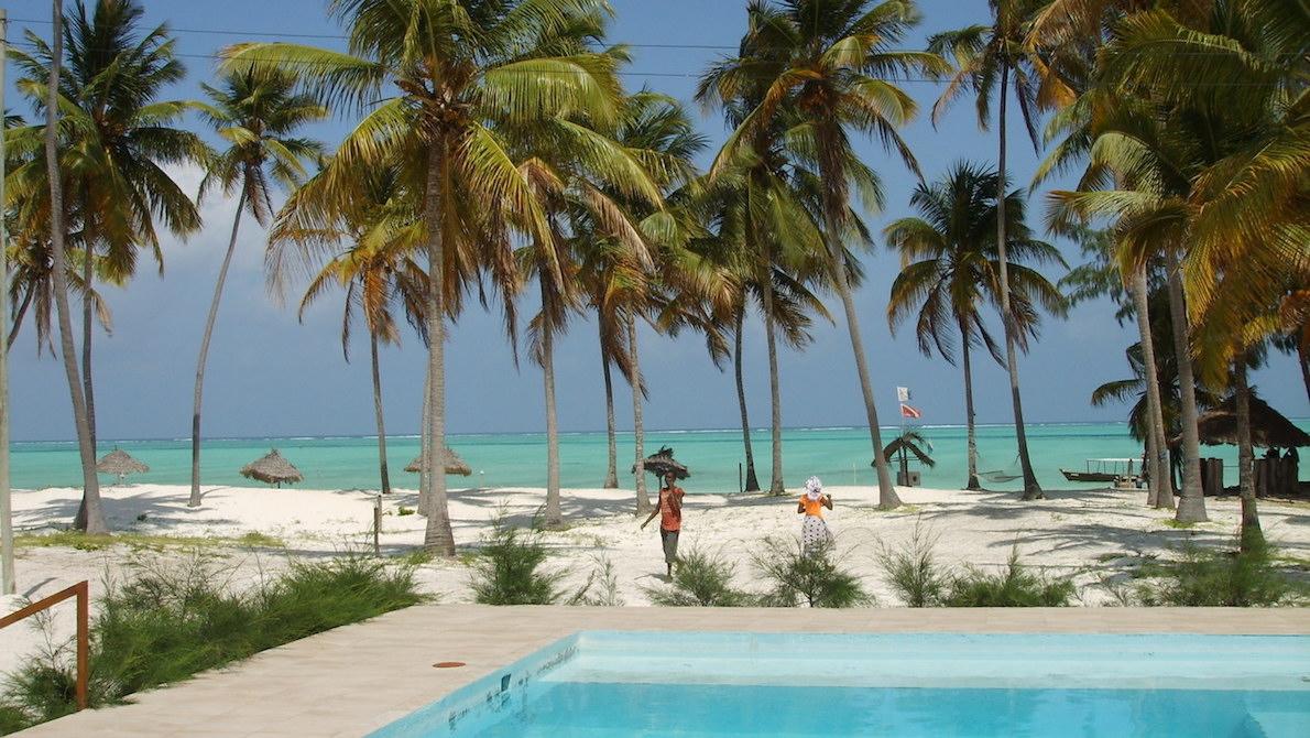 Vackra Zanzibar