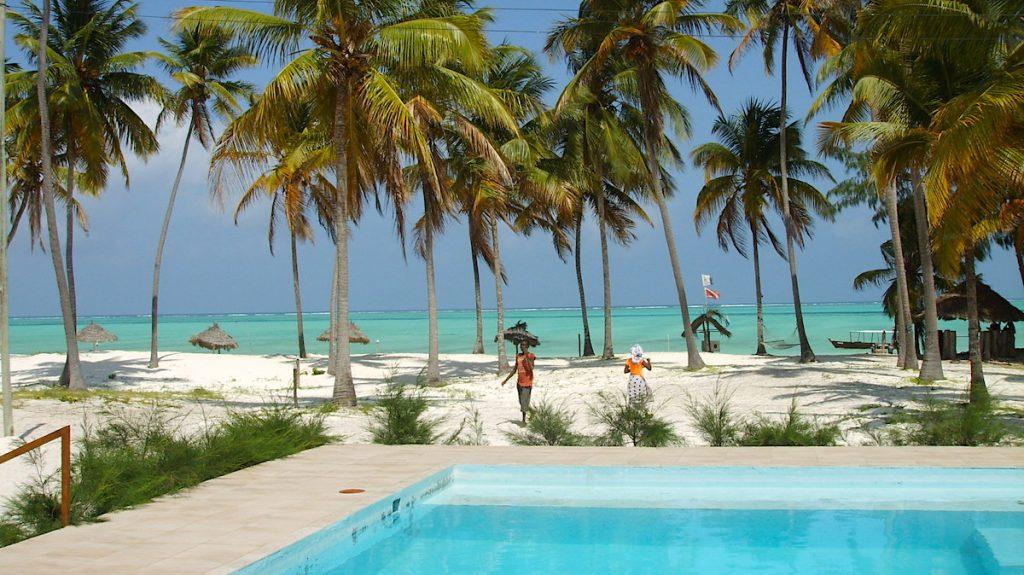Zanzibar - semester i Afrika