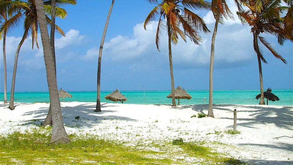 Zanzibar - resmål i mars
