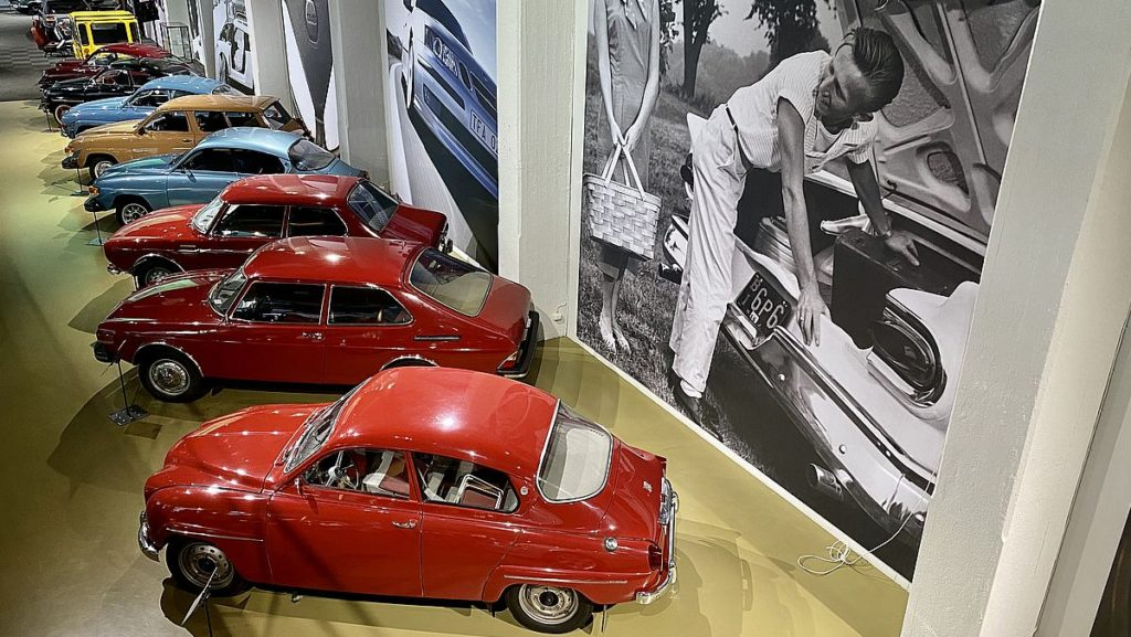 Göra i Trollhättan - Saabmuseet