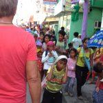 Hembjudna på julmat i Filippinerna