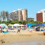 Italienska playan – lång härlig sandstrand