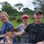 Safari i Sri Lanka – Minneriya nationalpark
