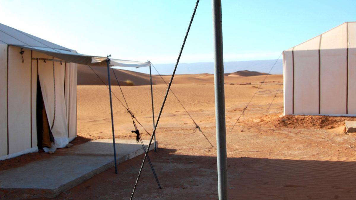 Sahara tält
