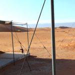 Att bo i tält i Sahara