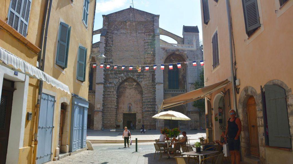 Saint Maxime Sainte la Baume