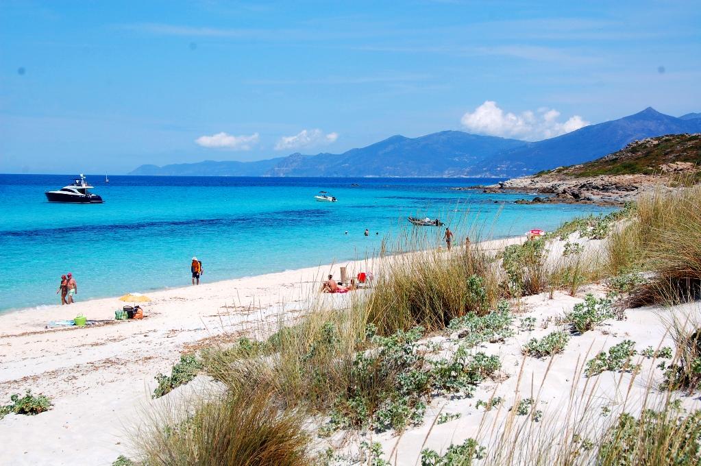 Saleccia Korsika