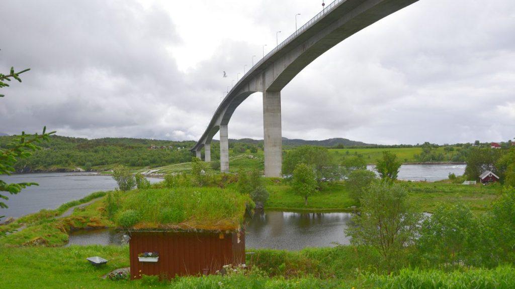Saltströmmen bro