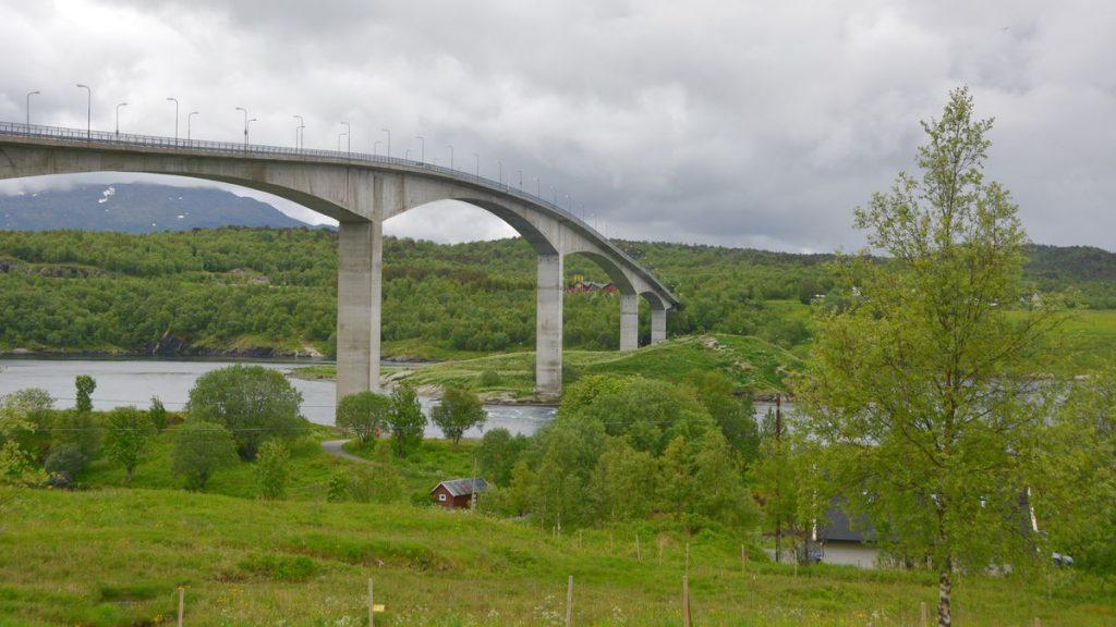 Saltstraumen bro
