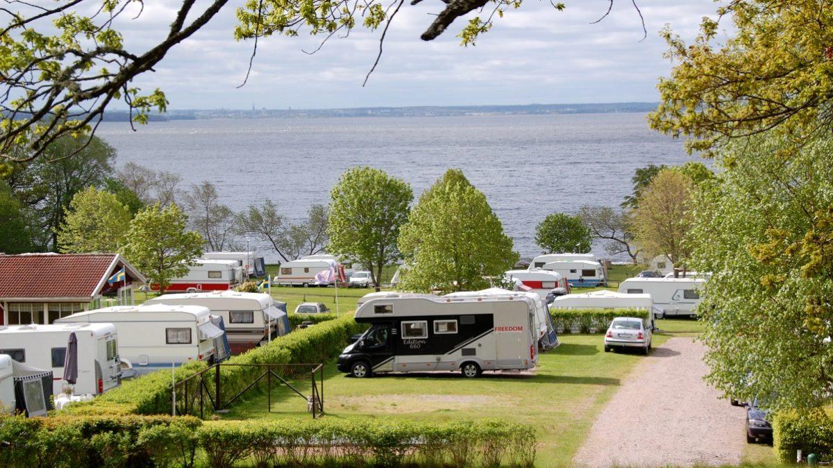 Sandviks camping Linköping