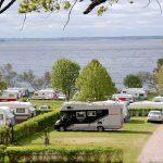 Sandviks camping – och träff med husbilsvänner