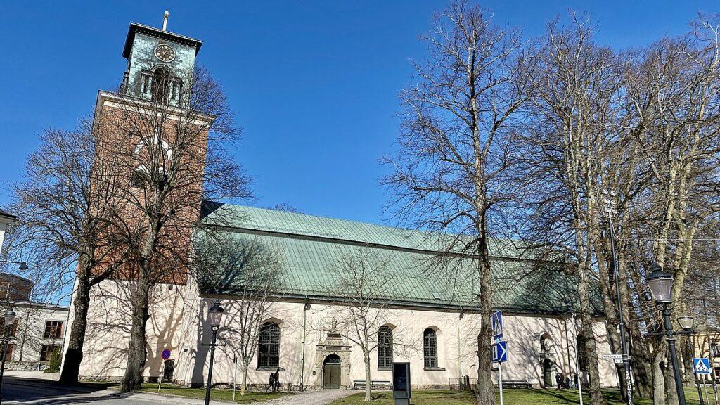 Göra i Nyköping - St Nicolai kyrka