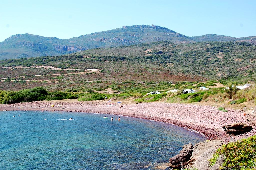 Smultronställe på Sardinien