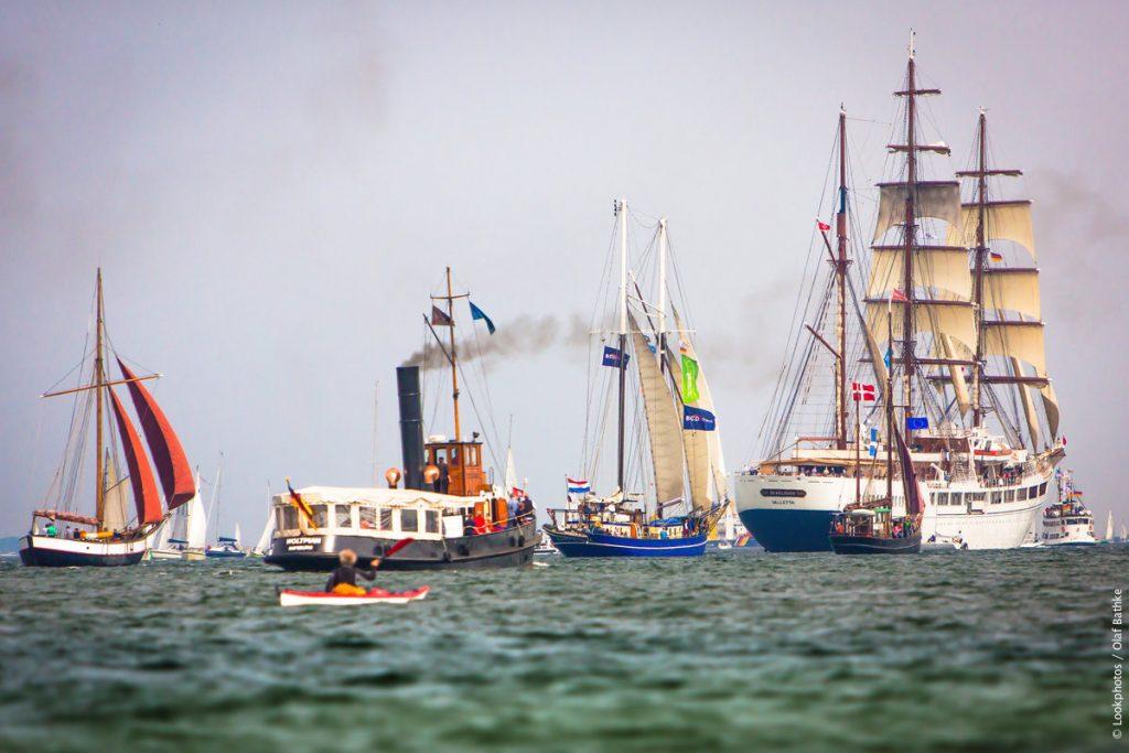Schwedeneck, Kiel Schiffe - Sverige i Tyskland