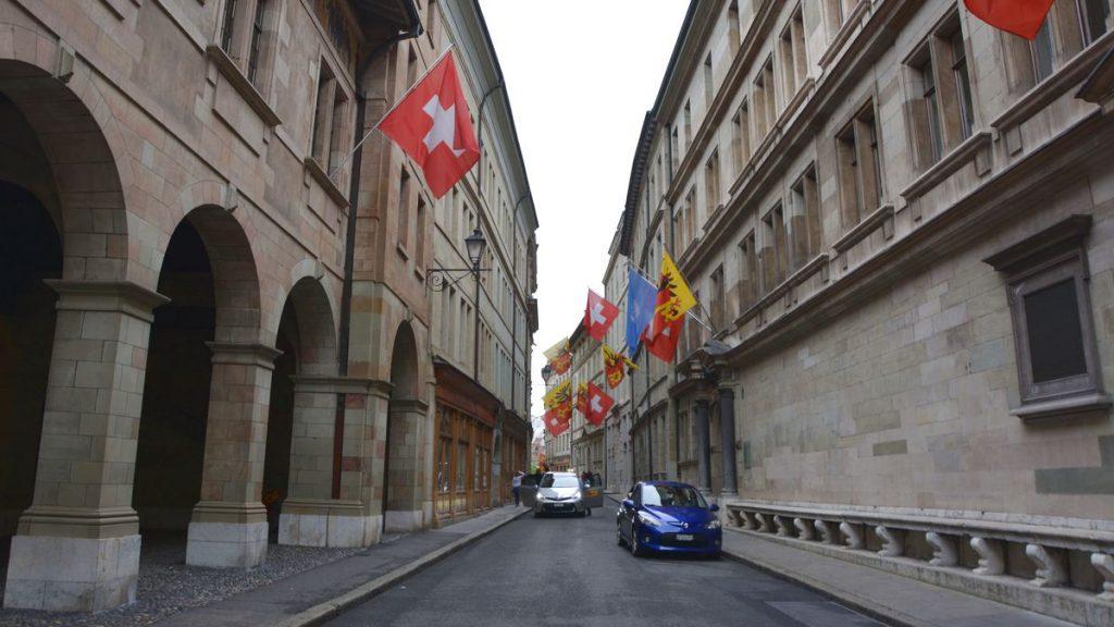 Schweiz Geneva