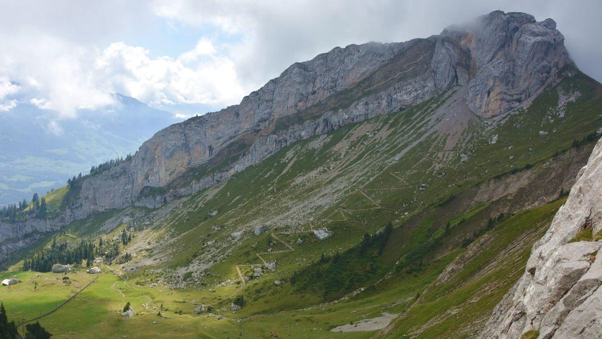 Schweiz berg