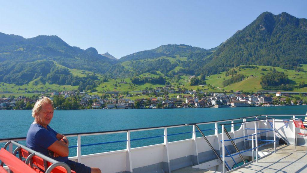 Schweiz färja