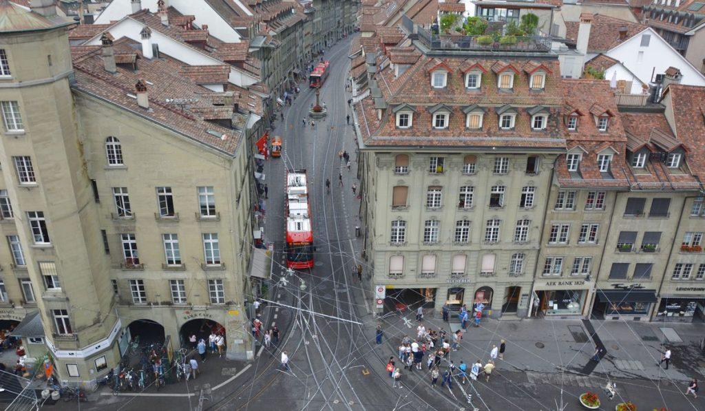 Schweiz huvudstad