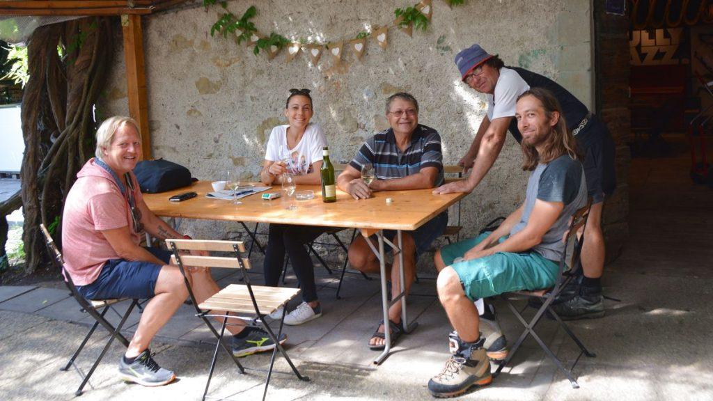 Schweiz vingård