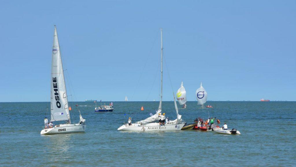 segling i Sopot
