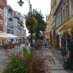 Se och göra i Swinoujscie i Polen