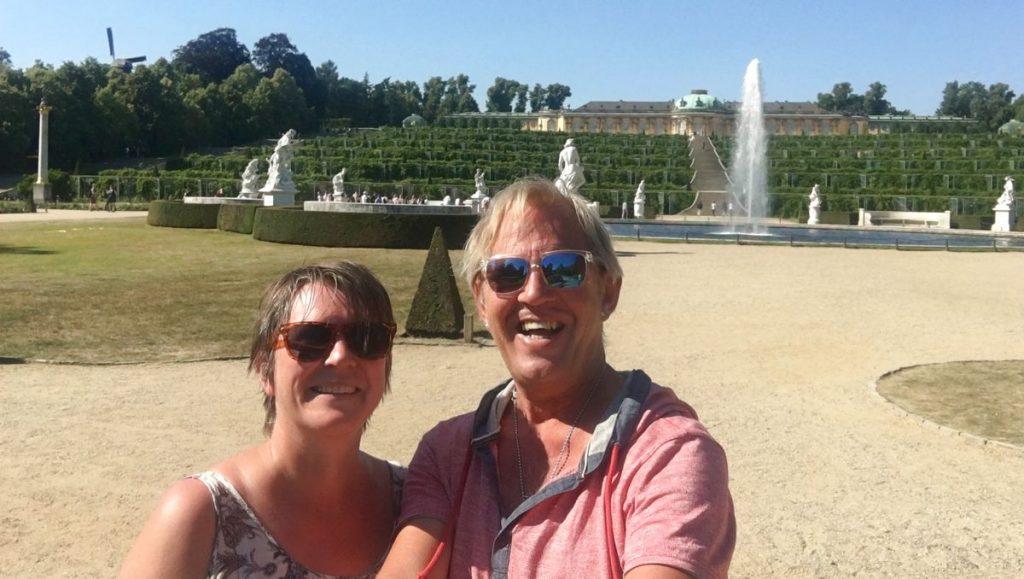 Selfi Sanssouci