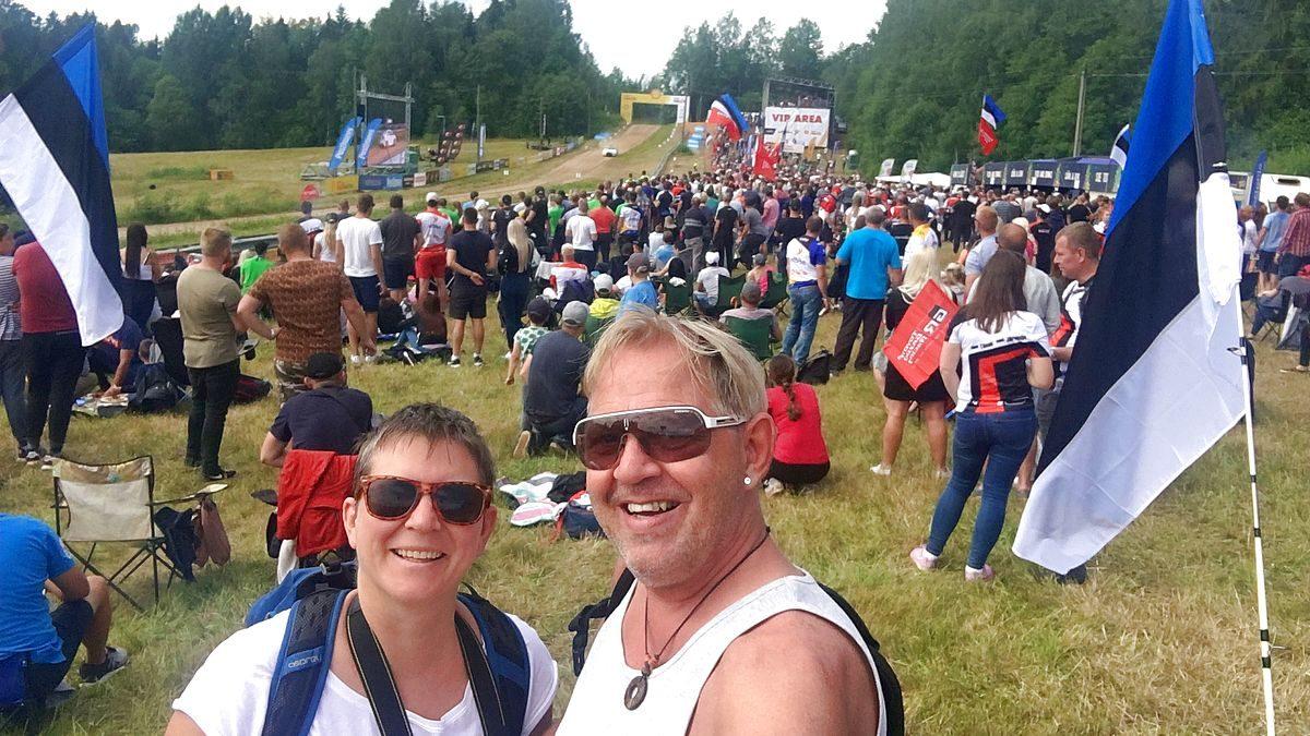rally Estonia i tartu