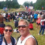 Rally Estonia i Tartu – en härlig folkfest