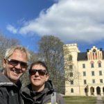 Bogesunds slott i Vaxholm – och stora Slottsrundan