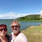 Stegeborg – slottsruin, hamn, krog och ställplats