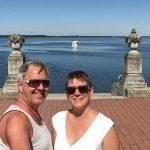 Haapsalu i Estland – bullerbycharm vid kusten