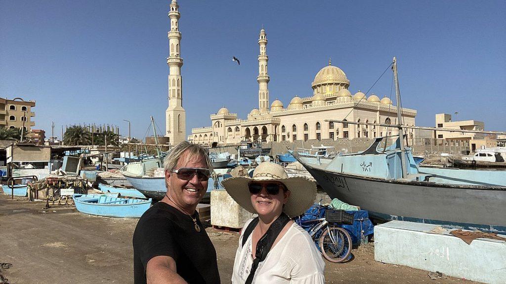 Selfie Hurghada