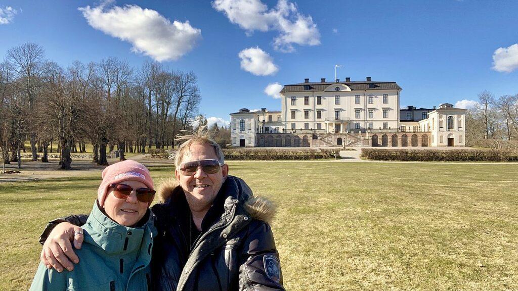 Göra i Uppland - Rosersbergs slott