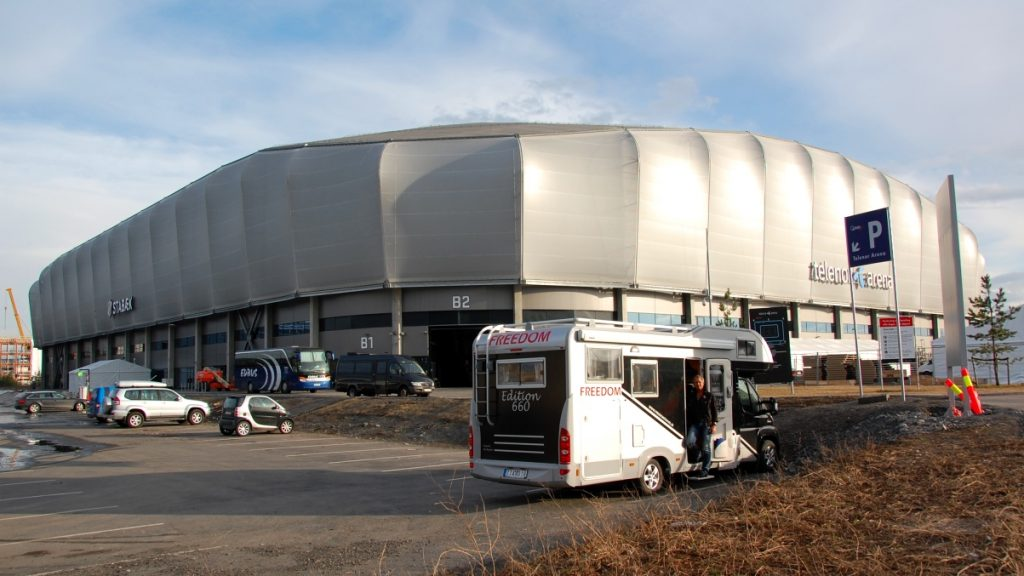 Sensation Arena