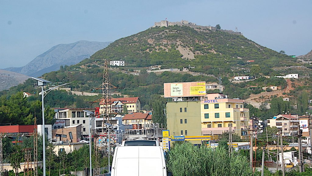 Shkodra i Albanien